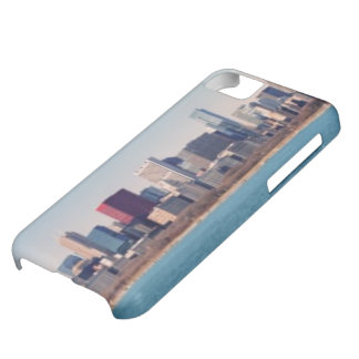 Panorama of the Chicago skyline iPhone 5C Case