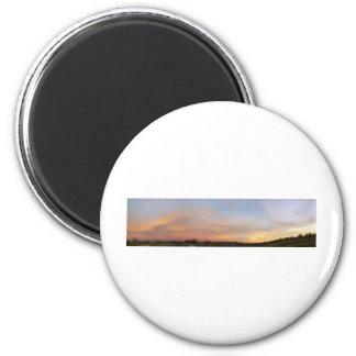 Panoramic 2 fridge magnets
