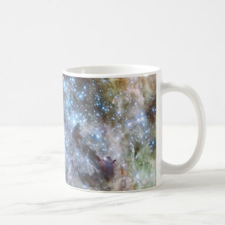 Panoramic Nebula Star cluster Coffee Mug