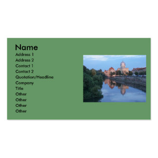 Panoramic View Business Card