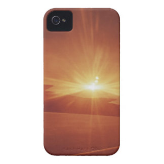 panoramic view of a sunrise iPhone 4 case
