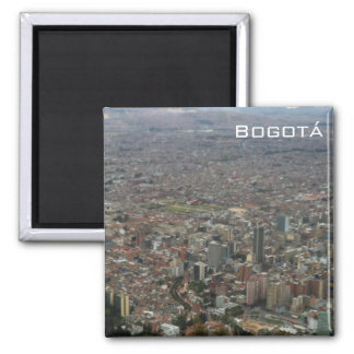 Panoramic view of Bogota Magnet