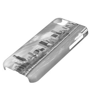 Panoramic view of Chicago skyline in winter iPhone 5C Case