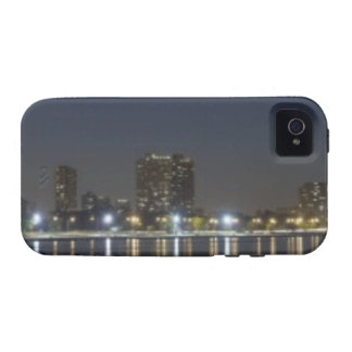 Panoramic view of Chicago's North Avenue Beach 2 iPhone 4 Cases