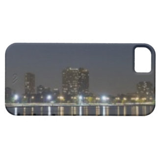 Panoramic view of Chicago's North Avenue Beach 2 iPhone 5 Cover