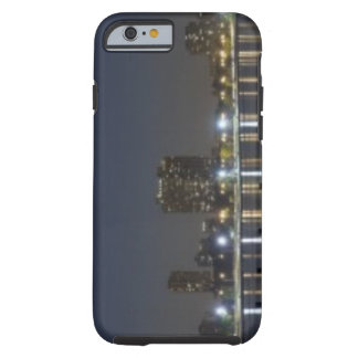 Panoramic view of Chicago's North Avenue Beach 2 Tough iPhone 6 Case