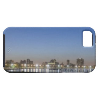 Panoramic view of Chicago's North Avenue Beach iPhone 5 Cover