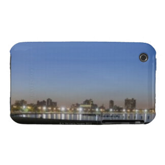 Panoramic view of Chicago's North Avenue Beach iPhone 3 Case