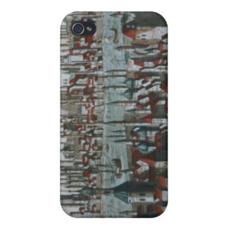 Panoramic view of Constantinople, late 18th centur iPhone 4 Case