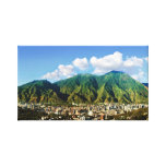 Panoramic view of El Ávila, Caracas, Vzla Lona Envuelta Para Galerías