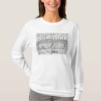Panoramic view of Ferrara T-Shirt