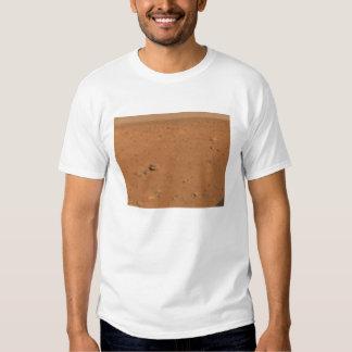 Panoramic view of Mars 10 Tee Shirts