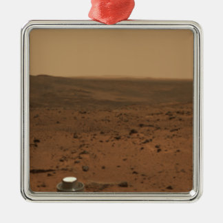 Panoramic view of Mars 4 Christmas Ornament
