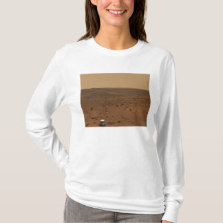 Panoramic view of Mars 4 T-Shirt