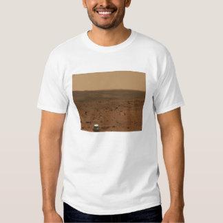 Panoramic view of Mars 4 T Shirts