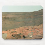 Panoramic view of Mars Mouse Pad