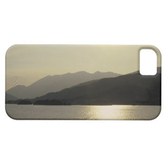 panoramic view of mountains and lake 2 barely there iPhone 5 case