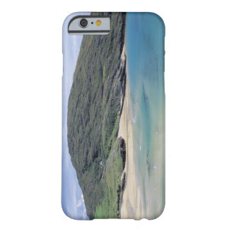 panoramic view of mountains and lake barely there iPhone 6 case