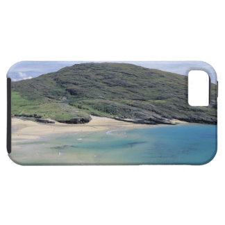 panoramic view of mountains and lake tough iPhone 5 case