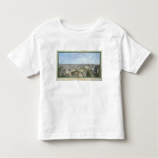 Panoramic View of Paris Towards the North, 1786 Toddler T-Shirt