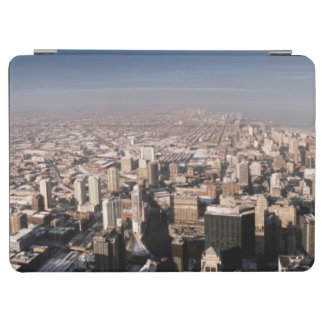Panoramic view of the city iPad air cover