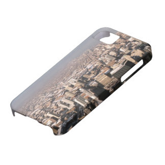 Panoramic view of the city iPhone 5 cover