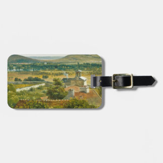 Panoramic View of the Ile-de-France Luggage Tag
