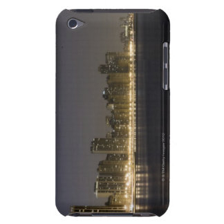 Panoramic view of the north side of Chicago at Barely There iPod Cover
