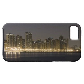 Panoramic view of the north side of Chicago at Tough iPhone 5 Case