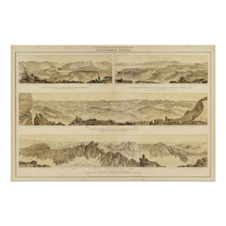 Panoramic Views Poster