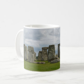 Panoramic Vista of Stonehenge Coffee Mug