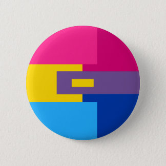 Panromantic Bisexual Pin