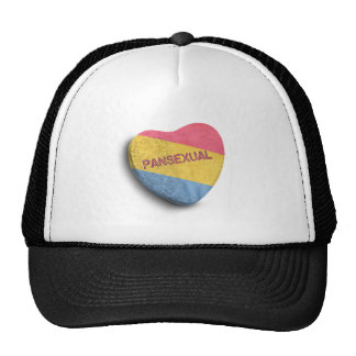 PANSEXUAL CANDY -.png Trucker Hat