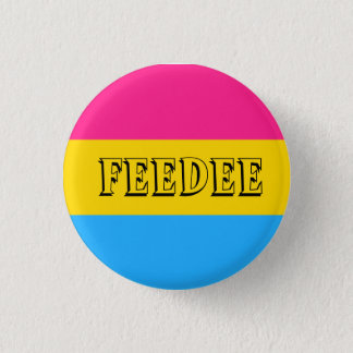 Pansexual + Feedee Pin