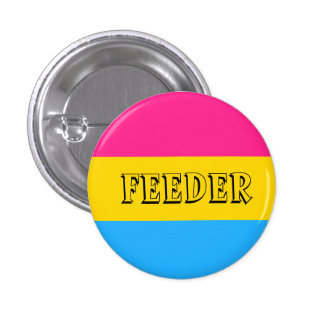 Pansexual + Feeder Pin