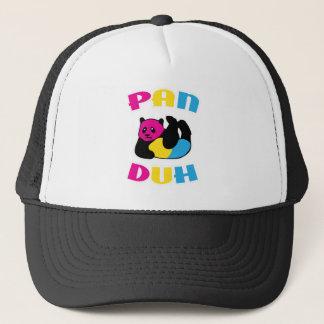 Pansexual Pan Duh Panda LGBT Pride Trucker Hat