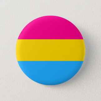 """PANSEXUAL PRIDE FLAG"" 2.25-inch 6 Cm Round Badge"