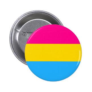 """PANSEXUAL PRIDE FLAG"" 2.25-inch 6 Cm Round Badge"