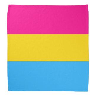 """PANSEXUAL PRIDE FLAG"" BANDANNA"