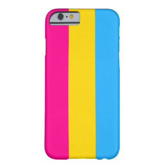 """PANSEXUAL PRIDE FLAG"" BARELY THERE iPhone 6 CASE"