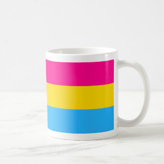 """PANSEXUAL PRIDE FLAG"" COFFEE MUG"