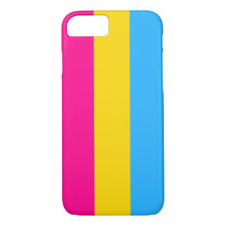 """PANSEXUAL PRIDE FLAG"" iPhone 7 CASE"