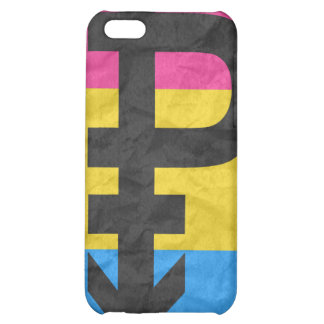 PANSEXUAL PRIDE FLAG STRIPES DESIGN iPhone 5C COVER