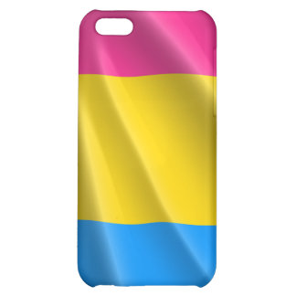 PANSEXUAL PRIDE FLAG WAVY DESIGN COVER FOR iPhone 5C