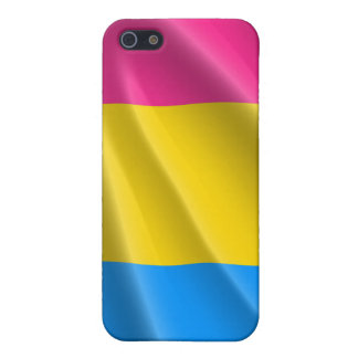 PANSEXUAL PRIDE iPhone 5/5S COVERS