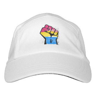 PANSEXUALS RESIST AND SYMBOL - LGBT RESISTANCE -.p Hat
