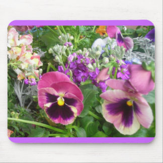 Pansies and More Mouse Pad
