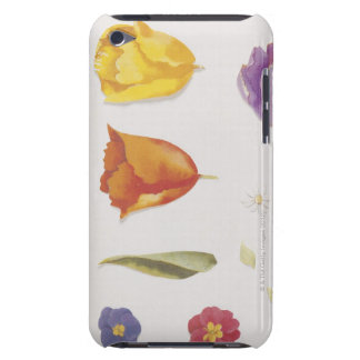 Pansies and Tulips iPod Touch Covers
