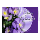 Pansy1023Card2-customise any occasion Card