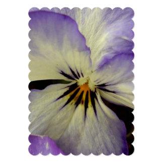 pansy-17.jpg 13 cm x 18 cm invitation card